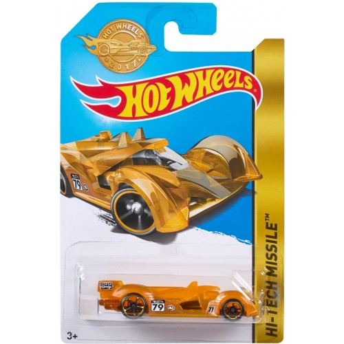 Hot Wheels Special Gold Edition Hi-tech Missile FDT20