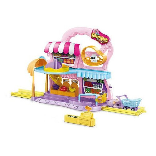 Hamsters In A House Supermarket Set 5103 Toy
