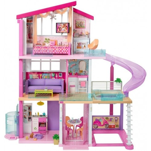 Barbie Mega Dreamhouse (FHY73)