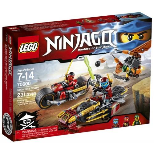 LEGO 70600 Ninjago Ninja Bike Chase