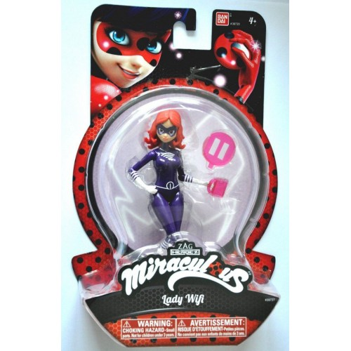 Miraculous 5.5 Figure Lady Wifi (39720 )
