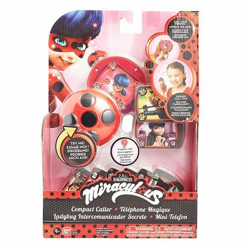 Miraculous Compact Caller Toy - 39790