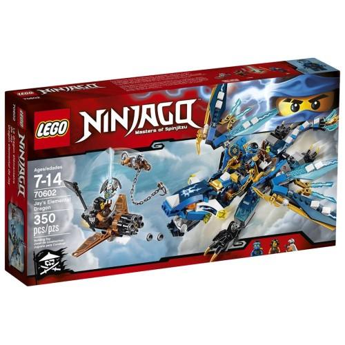 LEGO 70602 Ninjago Jay's Elemental Dragon