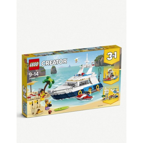 LEGO Creator Cruising Adventures 3-in-1-set 31083
