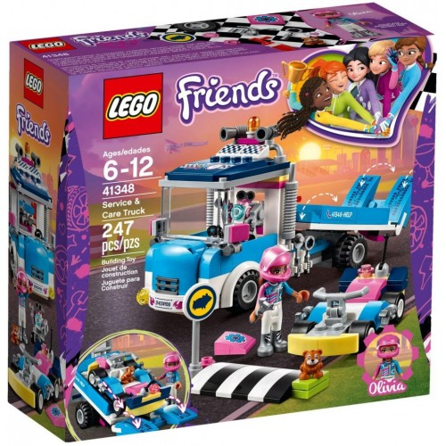 LEGO FRIENDS Service & Care Truck 41348