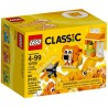 Lego Classic Orange Creativity Box 10709 Building Toy
