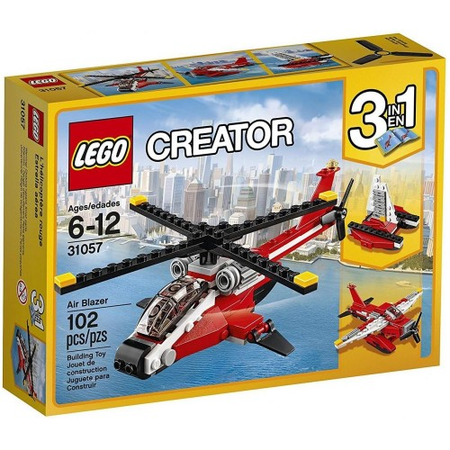LEGO CREATOR 3-in-1 Air Blazer 31057