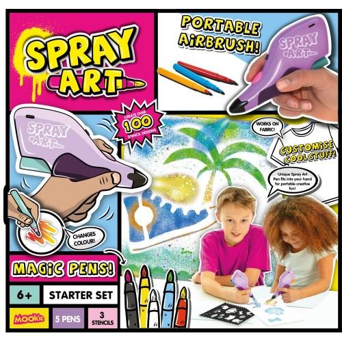 Spray Art Starter Set Deep Box (SA1001)