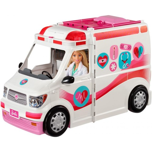 Barbie Care Clinic Vehicle (FRM19)