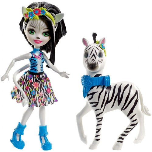 Enchantimals Doll For Girls , 4 Years & Above , FKY72_FKY75