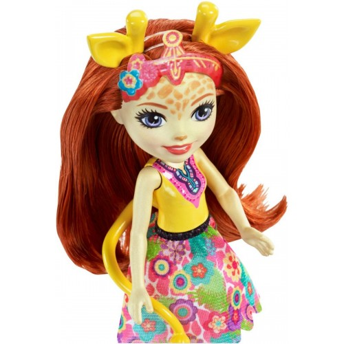 Enchantimals Doll For Girls , 4 Years & Above , FKY72_FKY74