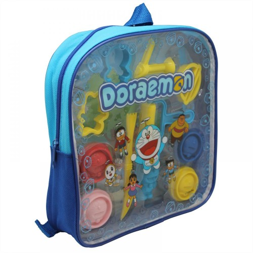 Doraemon Backpack Dough Set - 3 Years & Above