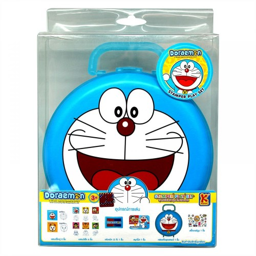 Doraemon Stamper Play Set - 3 Years & Above