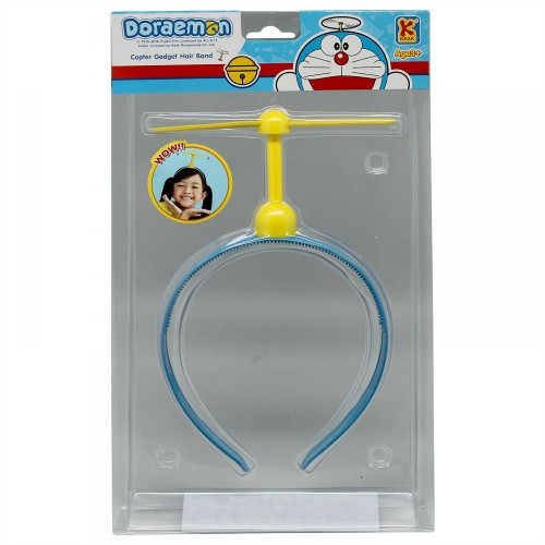 Doraemon Copter Gadget Hair Band - 3 Years & Above