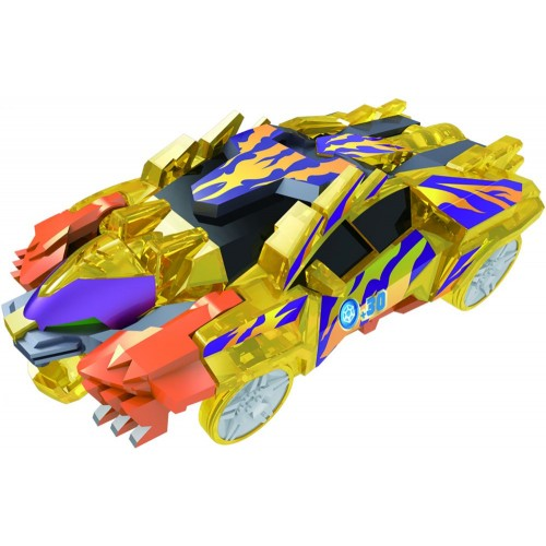 Opti-Morphs Tiger Rider Car Toy - 5 Years & Above