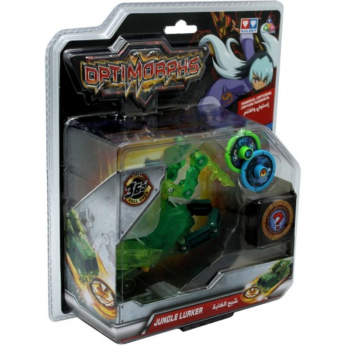 Opti-Morphs Jungle Lurker Toy - 5 Years & Above