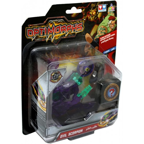 Opti-Morphs Evil Scorpion Toy - 5 Years & Above