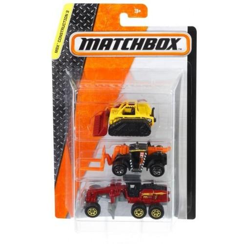 Matchbox cars set of three C3713_DJY13