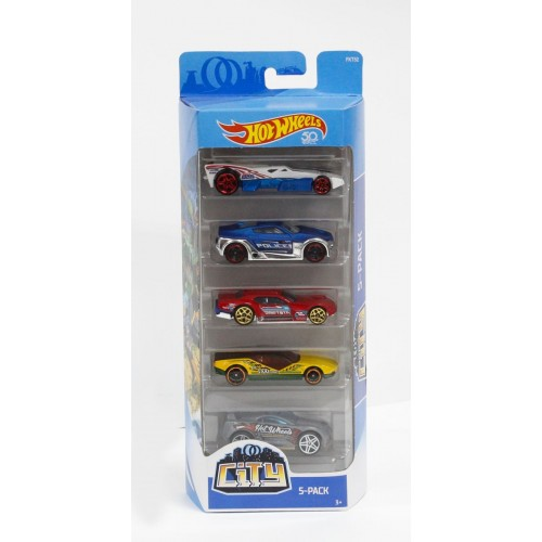Hot Wheels Playset 5 Pack- Djg23_Fkt52