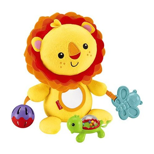 Fisher-Price CGN89 Activity Lion