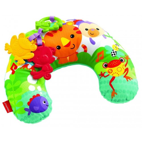 Fisher Price RAINFOREST FRIENDS COMFORT VIB, CDR52