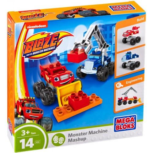 Mega Bloks Blaze Monster Machine Mashup, DRX14