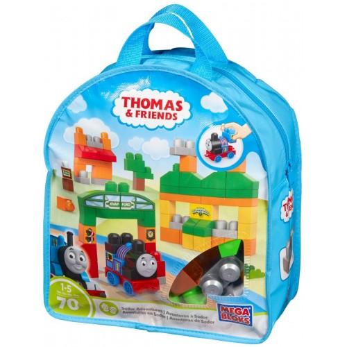 Mega Bloks Thomas and Friends Adventures Building Bag, DXH56