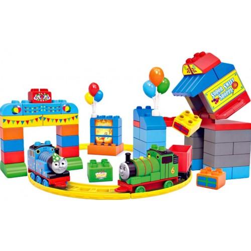 Mega Bloks Thomas & Friends Happy Birthday Thomas CNJ13 Building Set