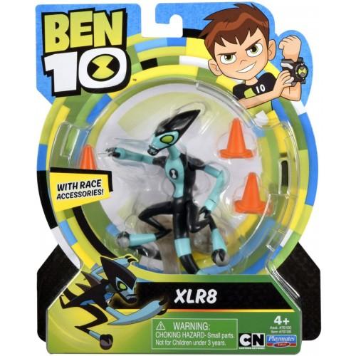 Ben 10 XLR8 Basic Action Figure 76100E-13
