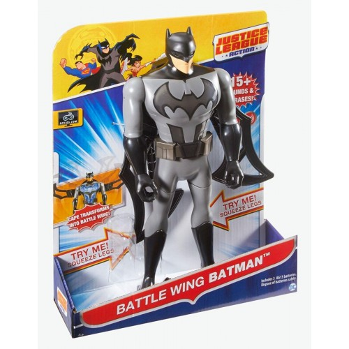 Batman Justice League with Lights and Sounds (FFM04)