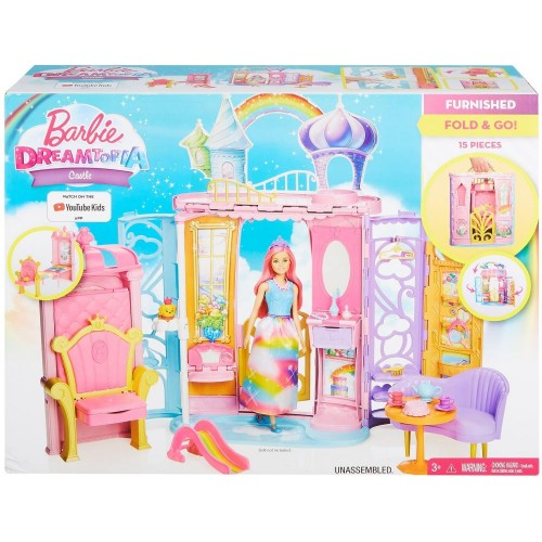 Barbie Rainbow Cove Castle (FTV98)