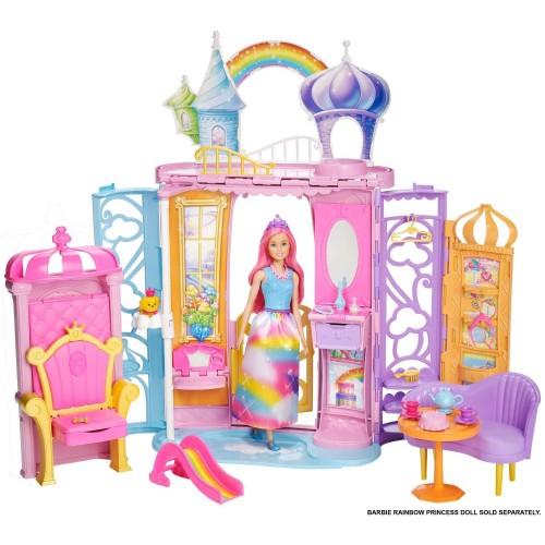 Barbie Rainbow Cove Castle (FTV98)