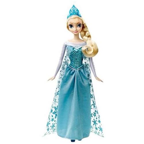 Disney Frozen Princess Elsa Singing CHW87 Doll