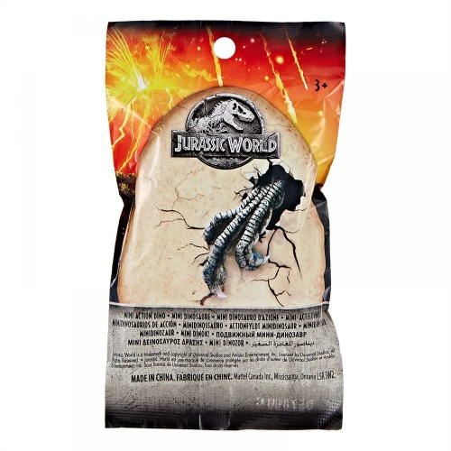 Jurassic World Mini Action Dinos Blind Bag