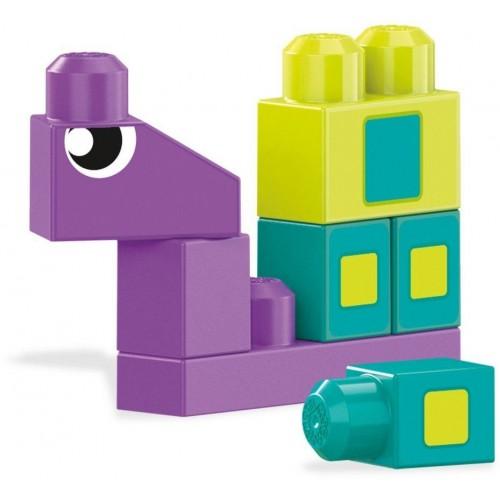 Mega Bloks DXH34 Learn My Shapes Building Set