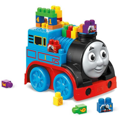 Mega Bloks FFD63 Thomas and Friends Build and Go Set