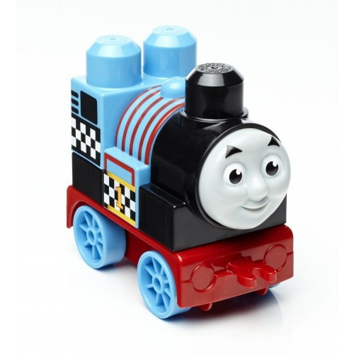 Mega Bloks DXH57 Thomas Racin' Railway Wagon Building Set