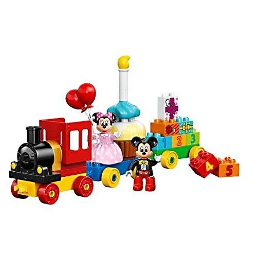 LEGO Duplo Disney Tm Mickey and Minnie Birthday Parade 10597 Building Set