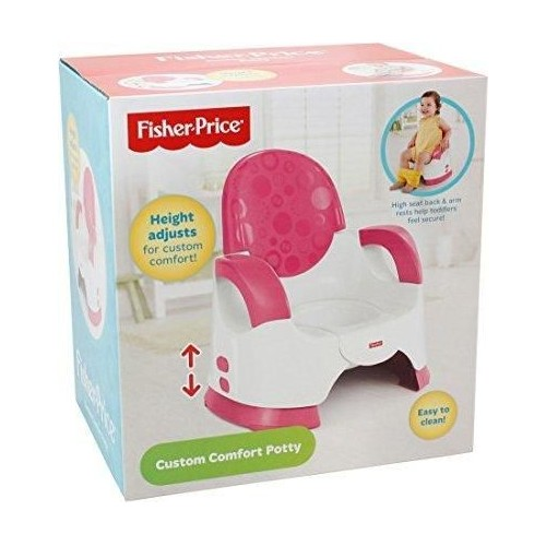 Fisher-Price Custom Comfort Potty (Pink)