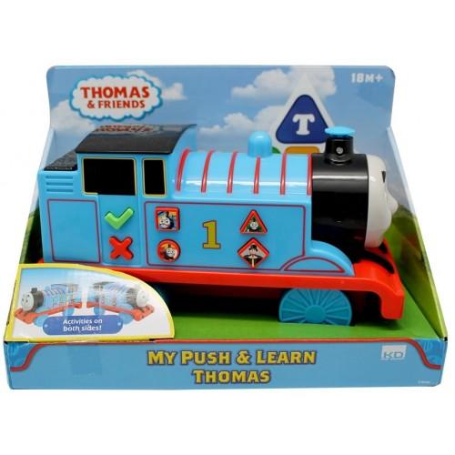 Thomas & Friends My Push & Learn Thomas