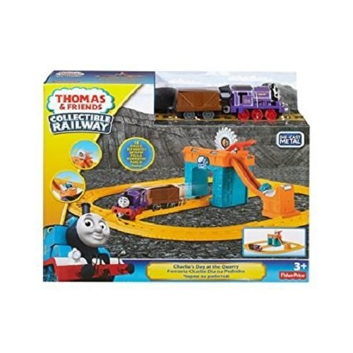 Thomas AND Friends Collectible Railway Charlie Day at the Quarry