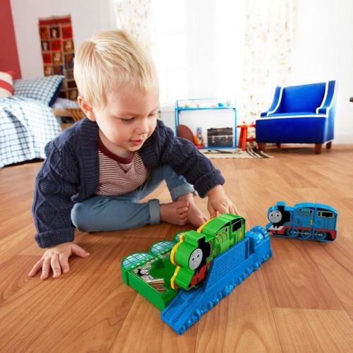 Thomas & Friends Engine Match Express Knapford Station Playset