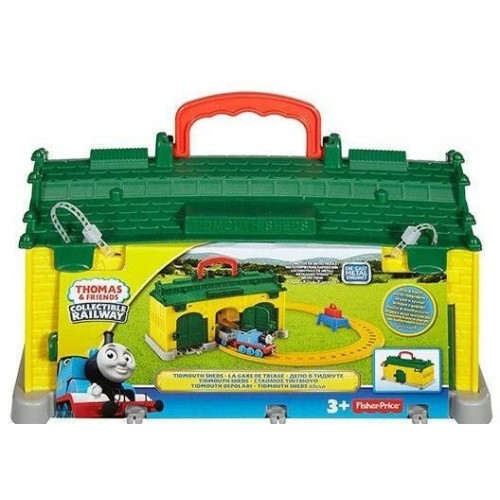 Thomas and Friends Collectible Railway Tidmouth Sheds