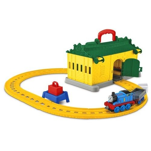 Thomas and Friends Collectible Railway Tidmouth Sheds , DGC10