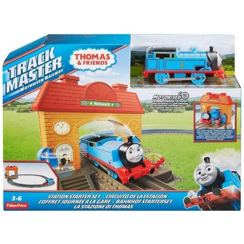 Fisher-Price Thomas & Friends TrackMaster Station Starter Set
