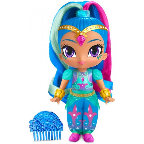 Newborn Toys Shimmer and Shine Doll - DLH55_FHN26