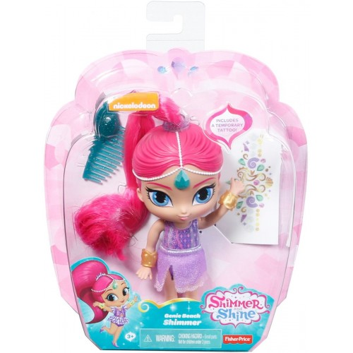 Newborn Toys Shimmer and Shine Doll - DLH55_DTK80