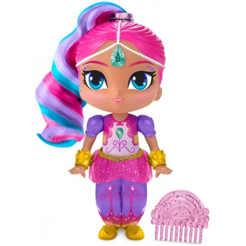 Newborn Toys Shimmer and Shine Doll - DLH55_FHN25