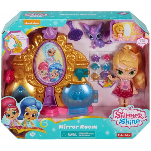 Shimmer And Shine Mirror room - DYV97_DTK90