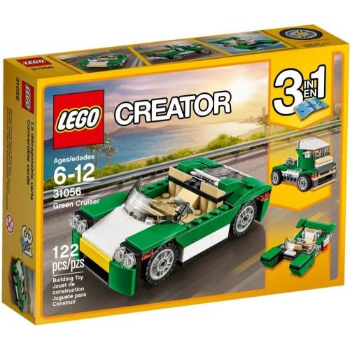 LEGO CREATOR 3 in 1 Green Cruiser 31056